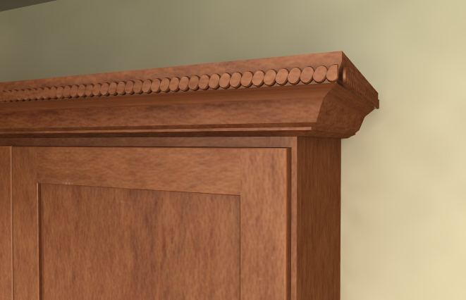 Decorative Finish Moldings